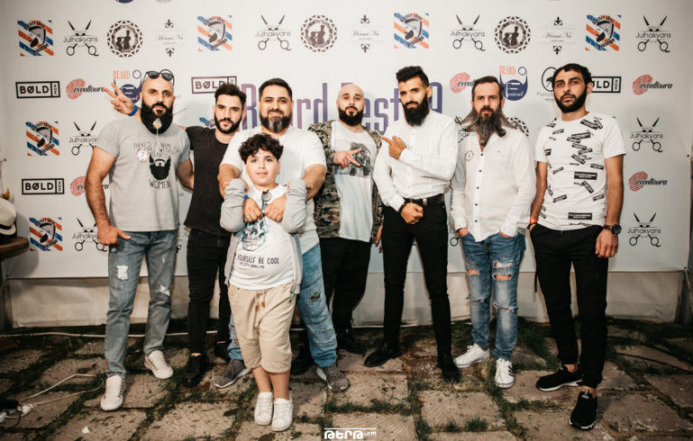 beard fest armenia