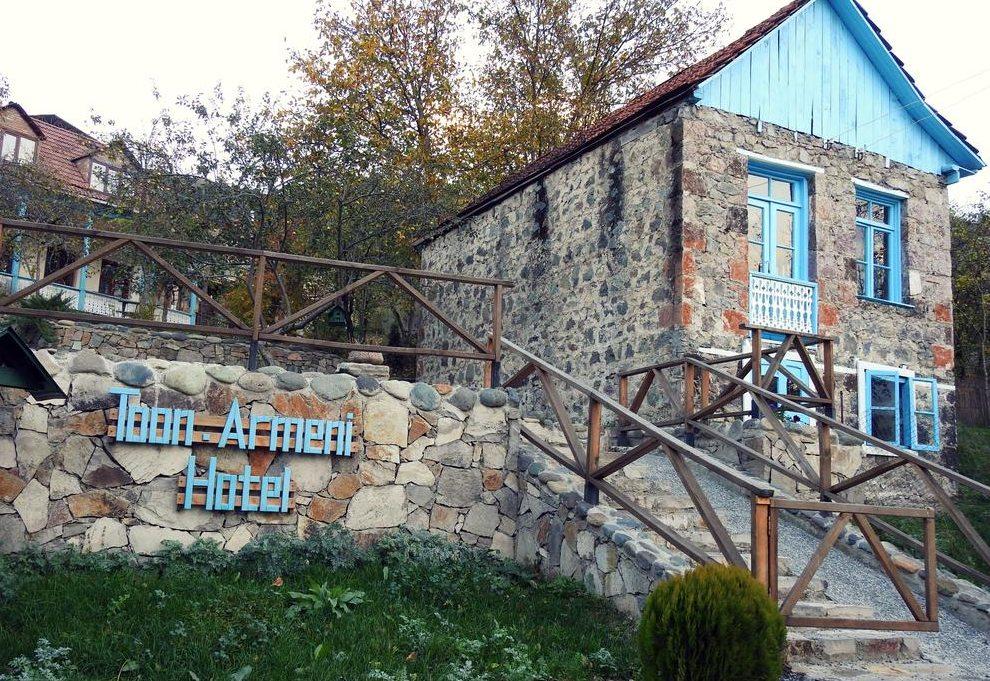 toon armeni hotel