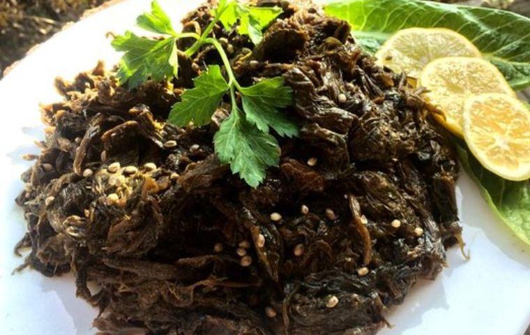 Aveluk Salad